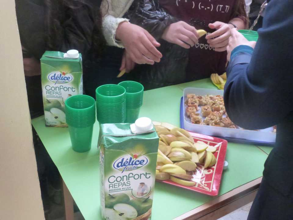Journée Green Apple Day