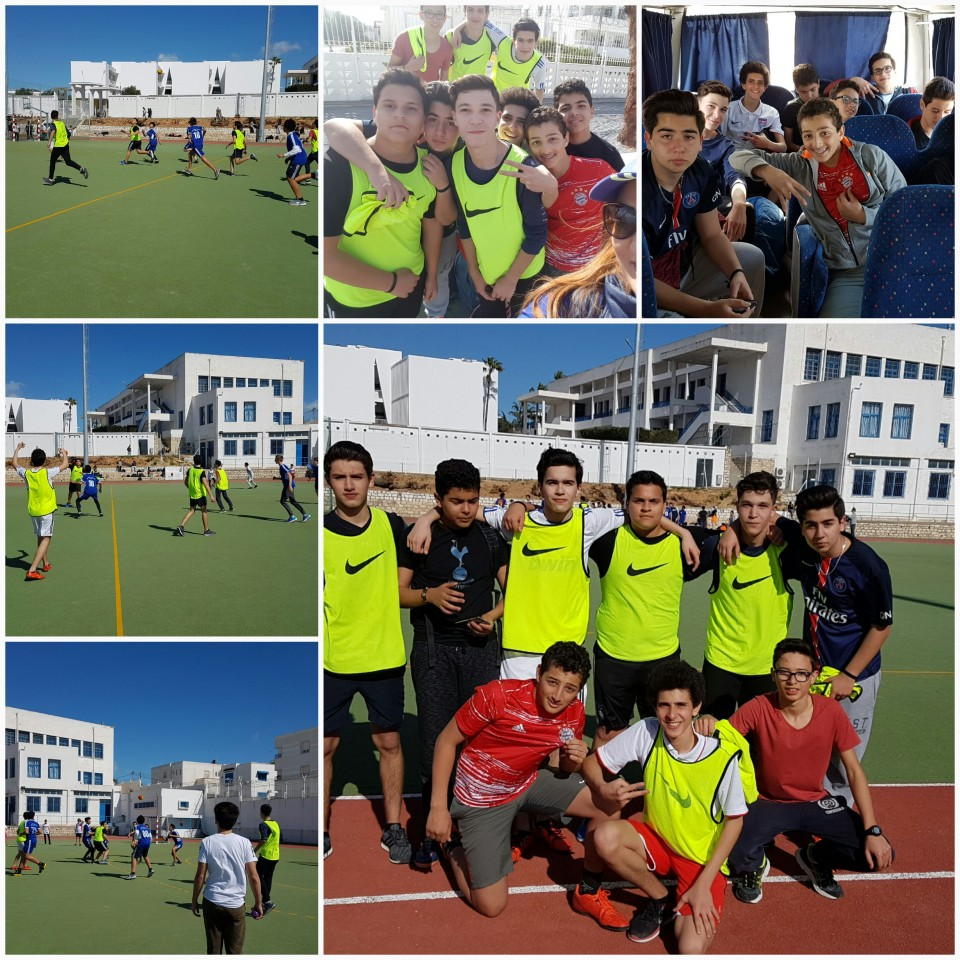 Tournoi Hand-ball
